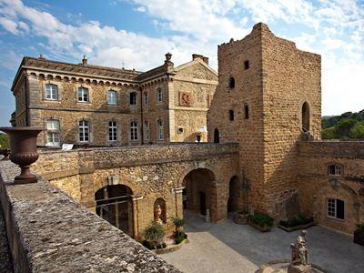 Hotel Chateau De Brindos (South)